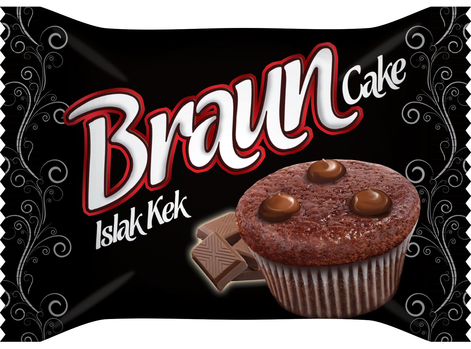 Braun Cake