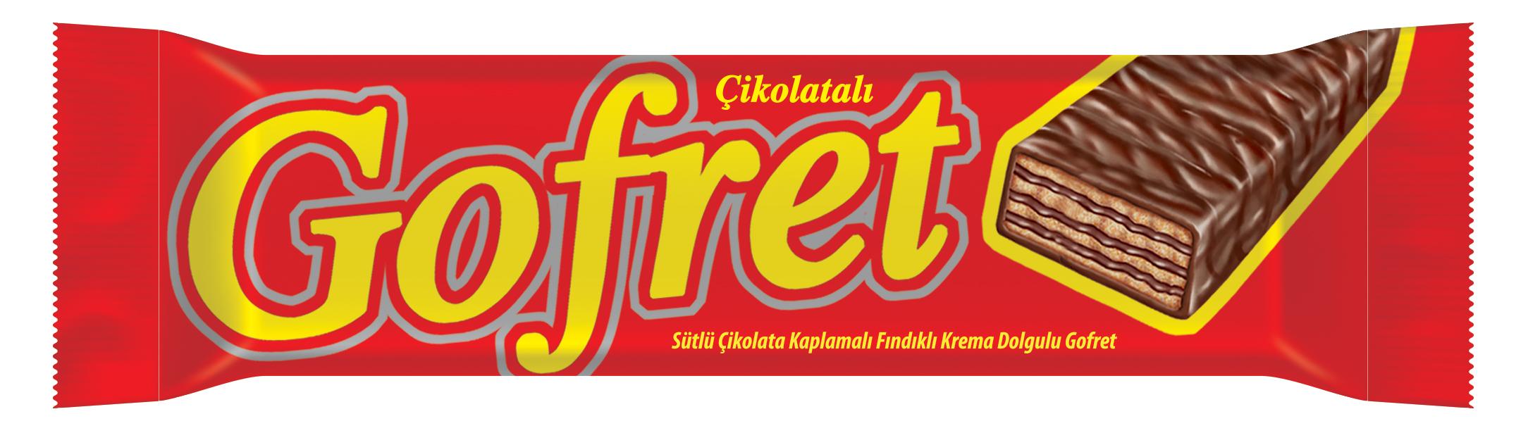 Hazal Çikolatalı Gofret