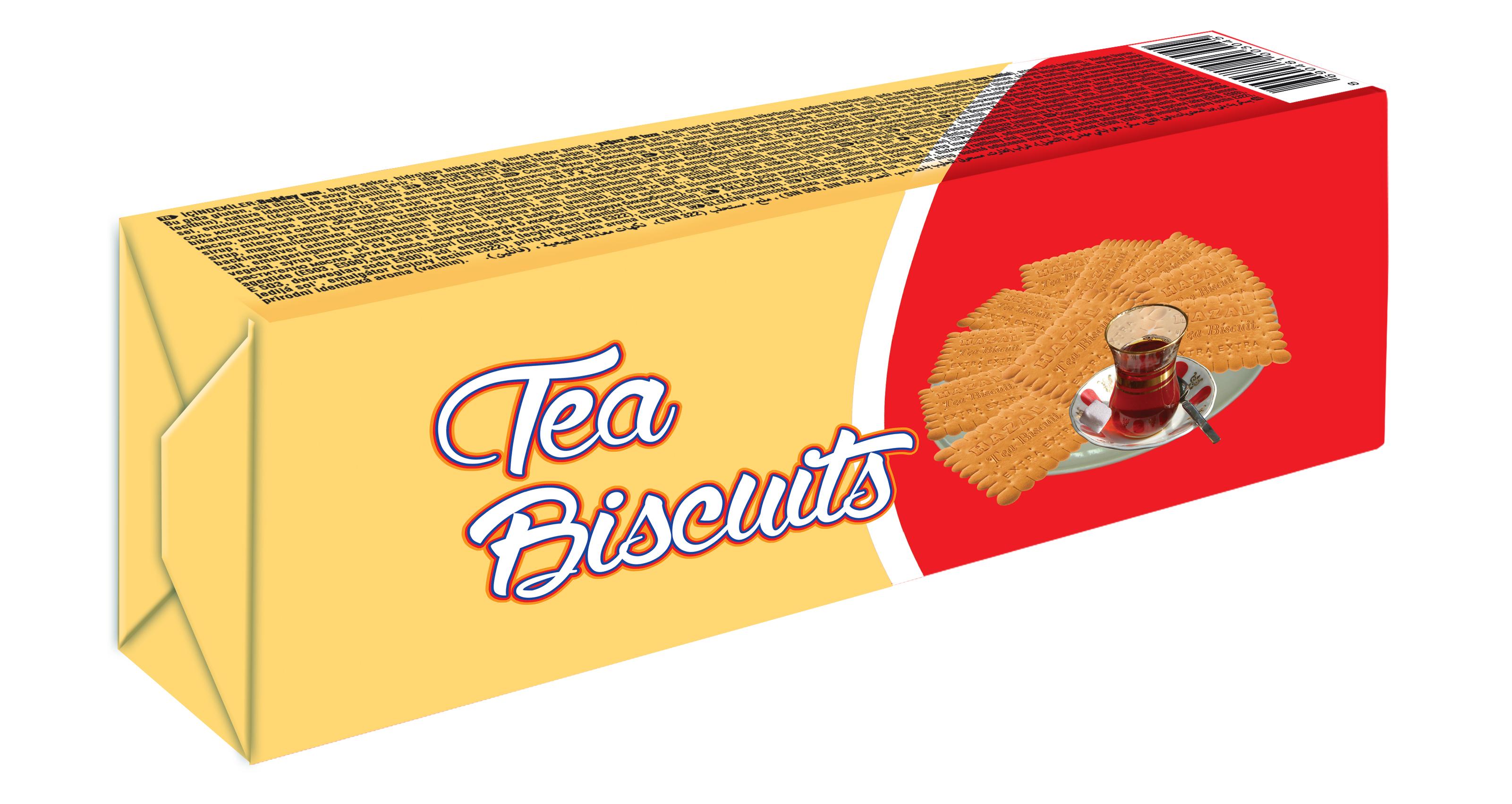 Tea Bisküvi